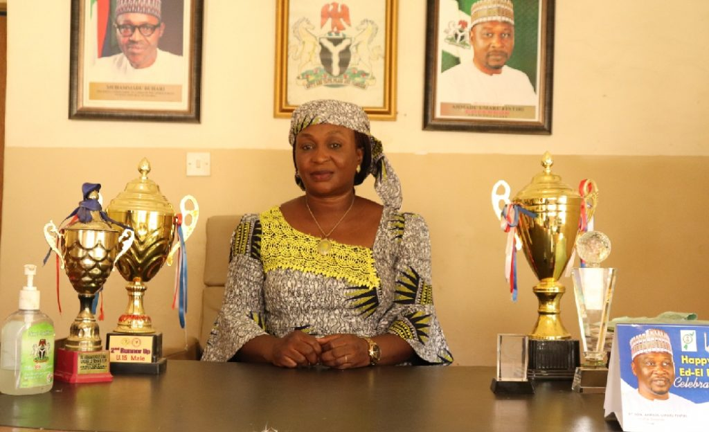 Lack Of Stadium, Sporting Equipments 'A Great Setback' To Sports Dev In Adamawa – Coach Esther