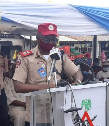 FRSC Targets 15% Reduction of Accidents in Adamawa