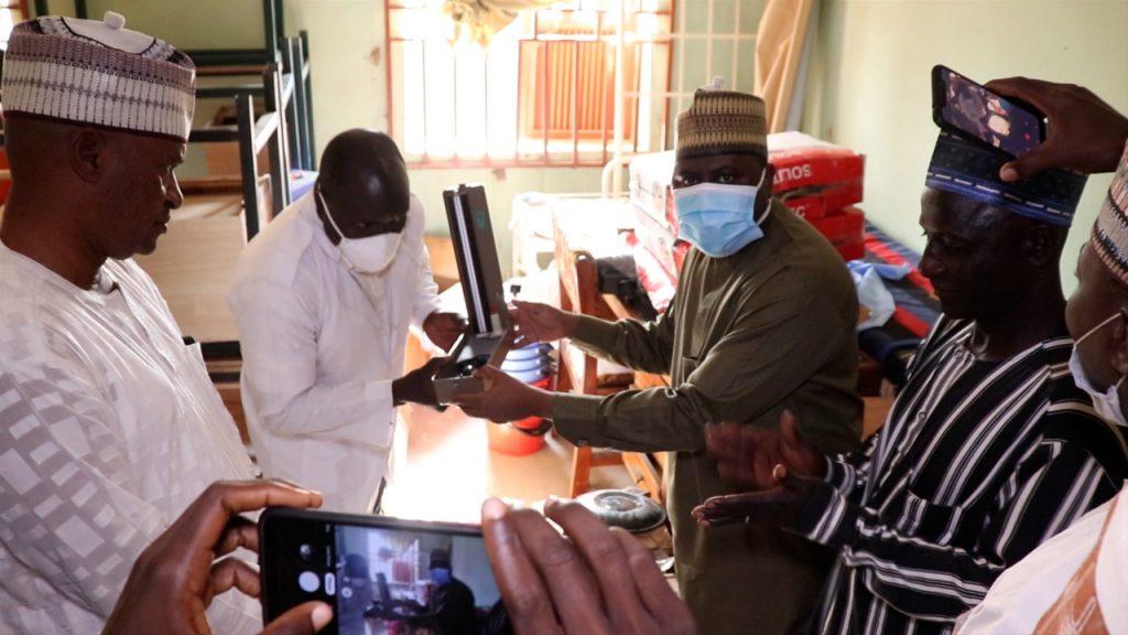 NEW YEAR: Namdas Distributes Hospital Equipment Worth N50m to Six Rural Hospitals